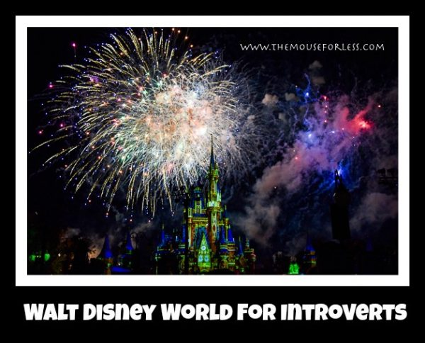 Introvert at Disney