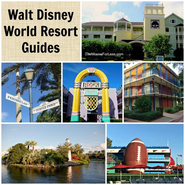 Top Ten Restaurants At Disney World