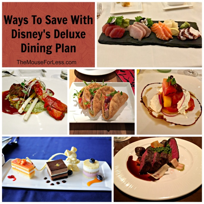 Deluxe Dining Plan