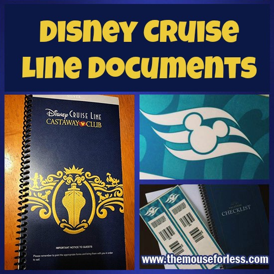 All About Embarkation Day Onboard Disney Cruise Line
