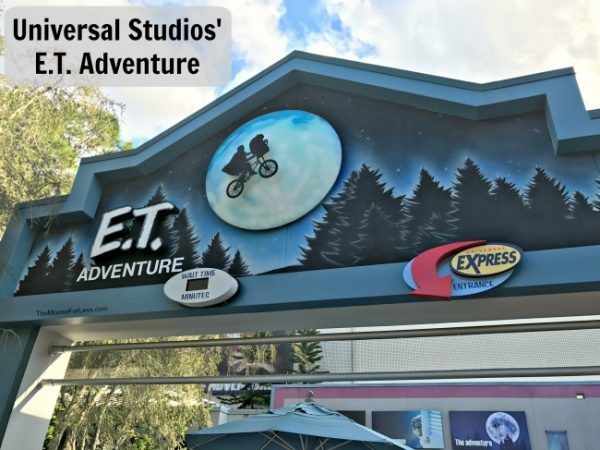 E.T. Adventure | Universal Studios Florida