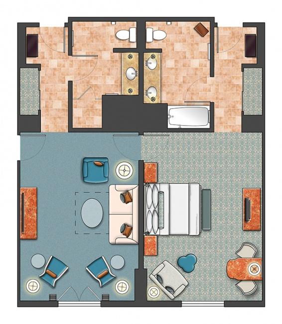 Loews Portofino Bay Hotel Guide