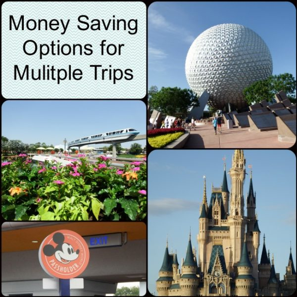 Money Saving Options for Multiple Trips