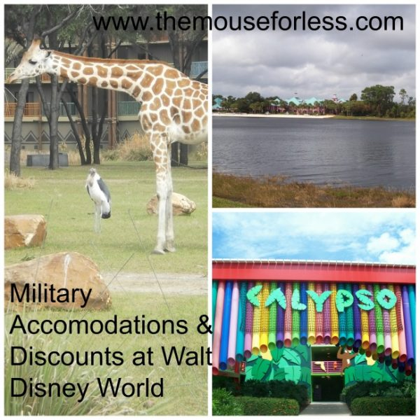 Discount Cruises For Veterans: Military Accommodations Discounts At Walt Disney World