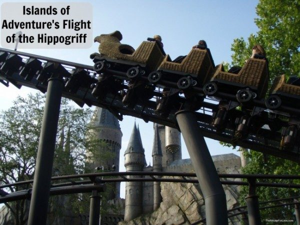 Flight of the Hippogriff | The Wizarding World of Harry Potter