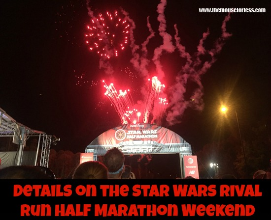 Star Wars Rival Run Half Marathon Weekend | runDisney