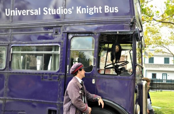 Knight Bus | The Wizarding World of Harry Potter