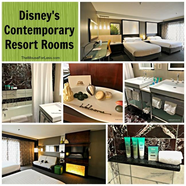 Disney S Contemporary Resort Guide Walt Disney World