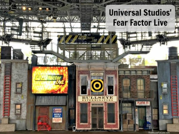 Fear Factor Live | Universal Orlando Resort