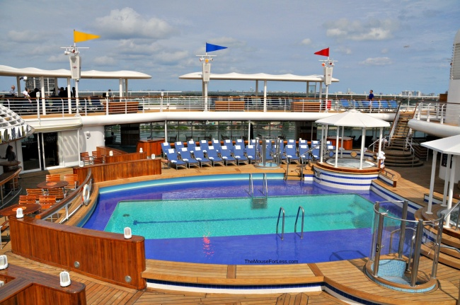 Disney Cruise Line Recreation Activities And Pools