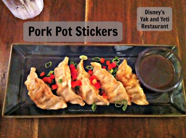 Yak and Yeti Restaurant Menu | Disney's Animal Kingdom