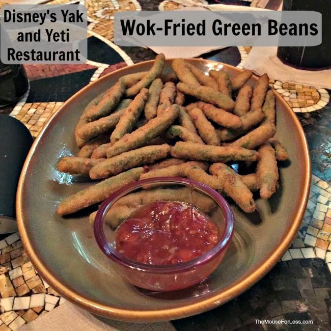Yak and Yeti Restaurant Menu   Disney's Animal Kingdom