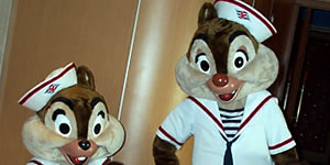 Disney Cruise Line Character Meet and Greet