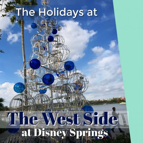 Disney Springs Christmas