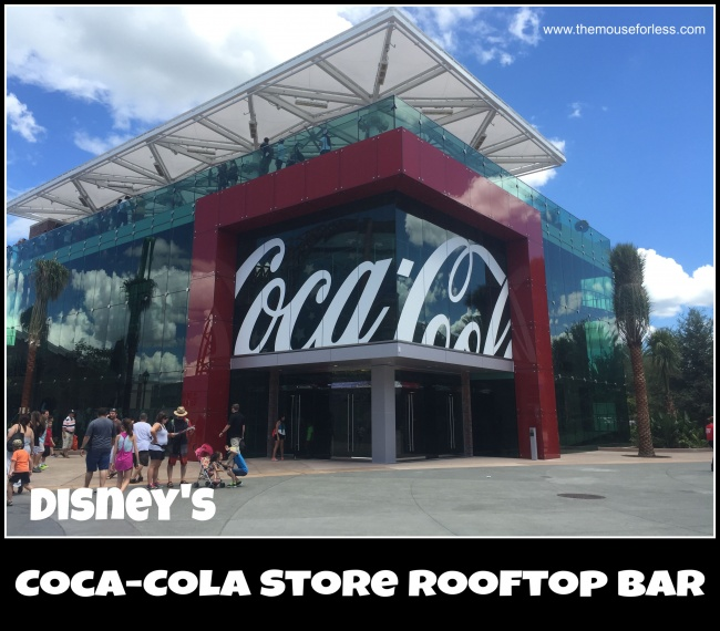 Coca-Cola Store Rooftop Bar
