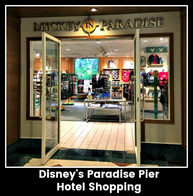 Paradise Pier Hotel Resort Guide