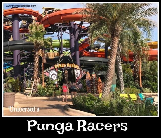 Punga Racers