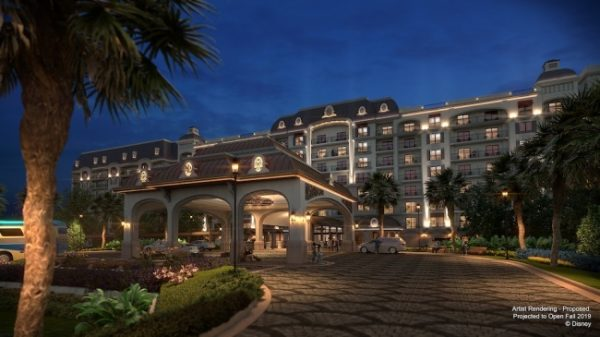 Disney's Riviera Resort Rates