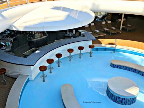 Adult Activities | Disney Cruise Line | Adult Pools