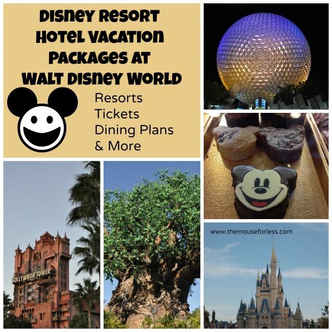 Disney Resort Hotel Package