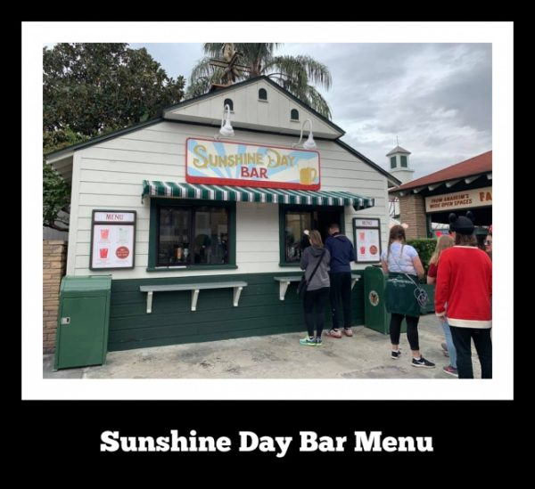 Sunshine Day Bar