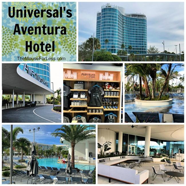 Universal's Aventura Hotel Theme