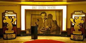 Disney Cruise Line Entertainment