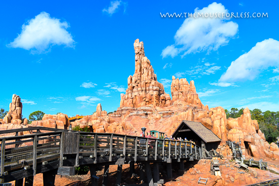 favorite attractions at walt disney world