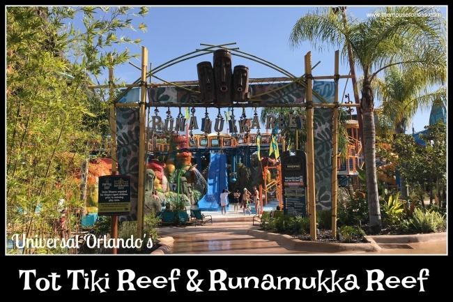 Tot Tiki Reef & Runamukka Reef
