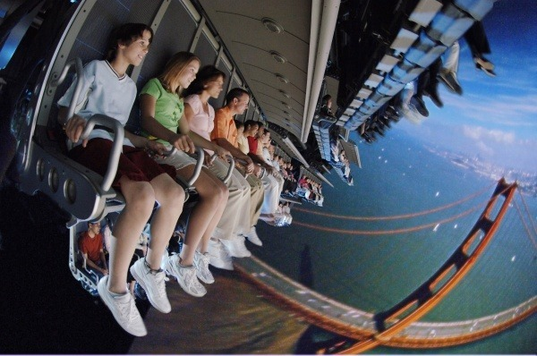 Soarin' Over California To Return to Disney California Adventure For Limited Time