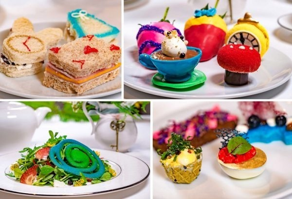 A Very Merry Unbirthday Tea Party Introduced at the Disneyland Hotel