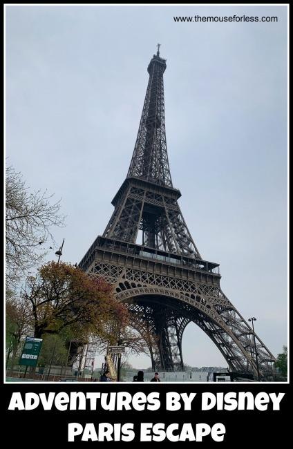 Adventures by Disney Paris Escape