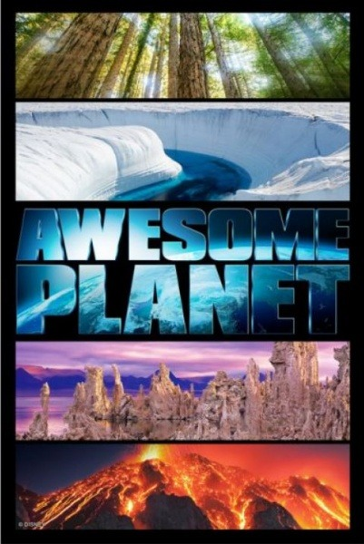 Awesome Planet Film Announced for Epcot