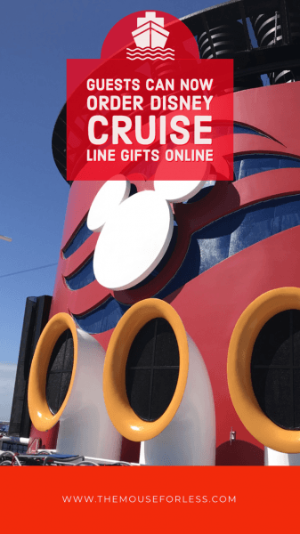Guests Can Now Order Disney Cruise Line Gifts Online