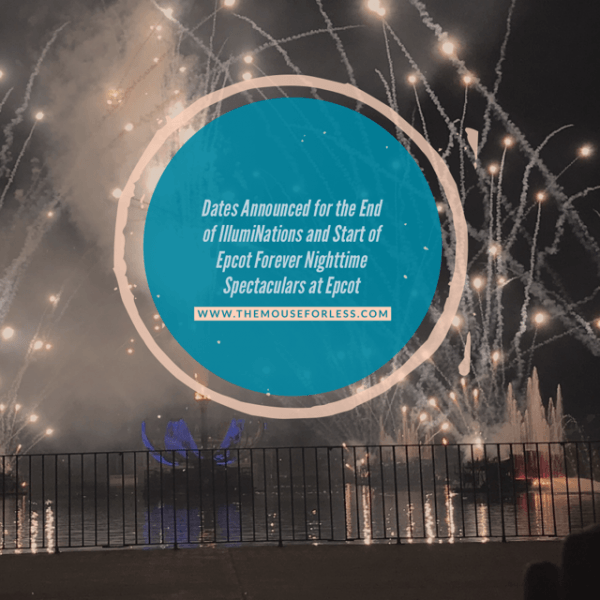 Disney Announces Dates for Epcot Nighttime Spectaculars