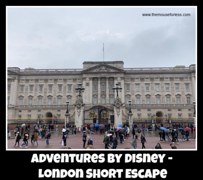 Adventures by Disney London Short Escape