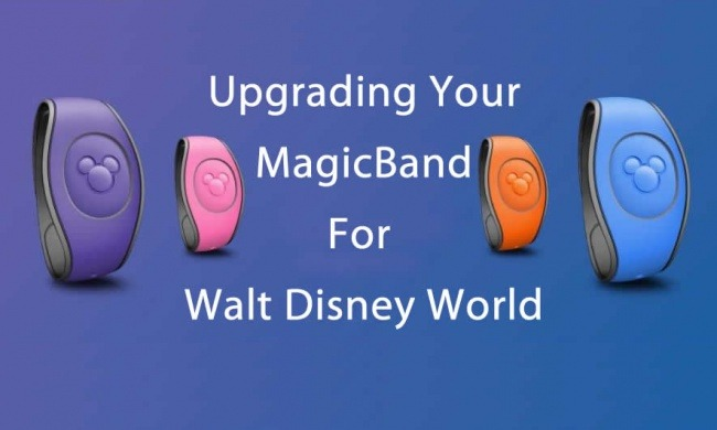 Upgrading Your MagicBands for Walt Disney World