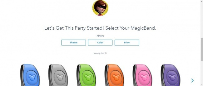Complimentary MagicBands for Resort Guests and Annual Passholders