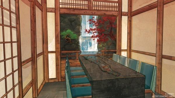 Takumi-Tei restaurant
