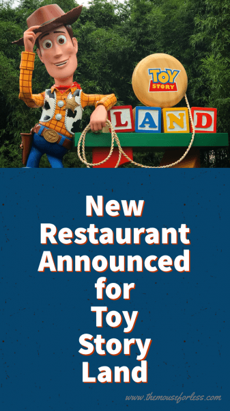 Roundup Rodeo BBQ in Toy Story Land