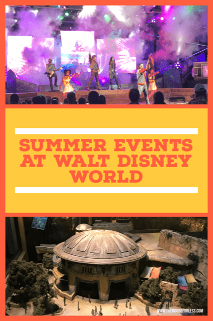 Walt Disney World Summer