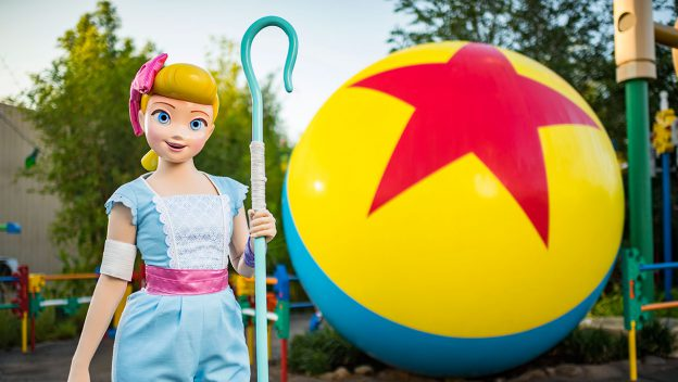 Bo Peep in Toy Story Land