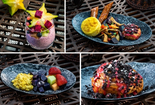 Star Wars: Galaxy's Edge Breakfast Offerings