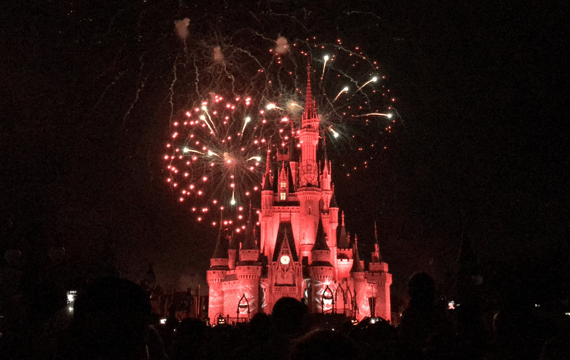 Disney's Not-So-Spooky Spectacular