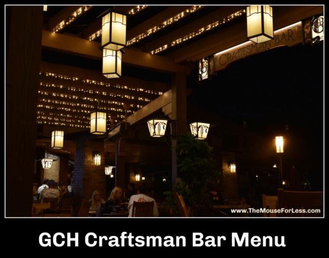 GCH Craftsman B