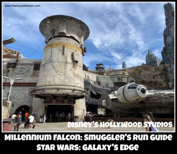 Millennium Falcon: Smuggler's Run