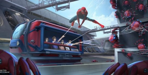WEB-SLINGERS: A Spider-Man Adventure