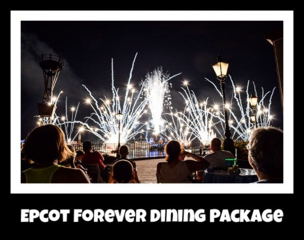 Epcot Forever Dining Package