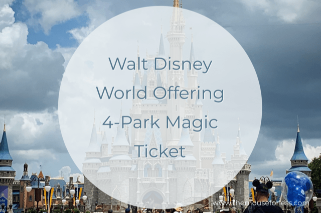 4-Park Magic Ticket