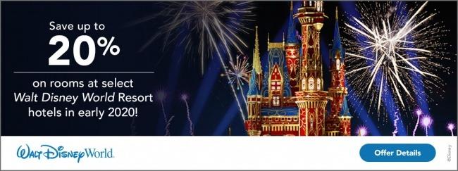Walt Disney World Room Discount